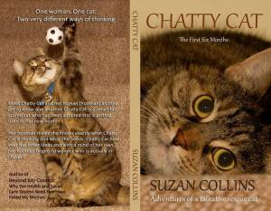 chatty book cover